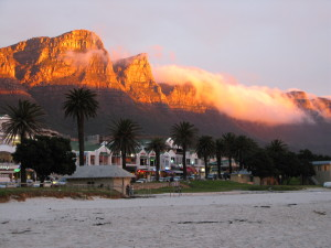 Directions to Camps Bay
